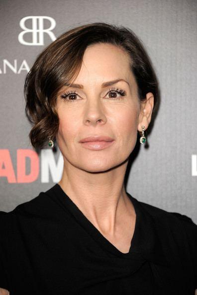 Embeth Davidtz Embeth Davidtz Photos Premiere Of AMC39s quotMad Menquot Season
