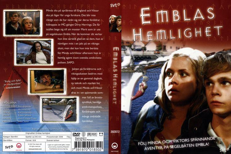 Emblas hemlighet COVERSBOXSK emblas hemlighet high quality DVD Blueray Movie