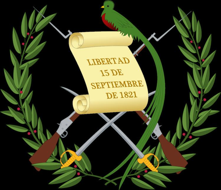 Emblem of Guatemala