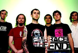 Embrace the End Embrace the End html Biography and Band Info at The Gauntlet