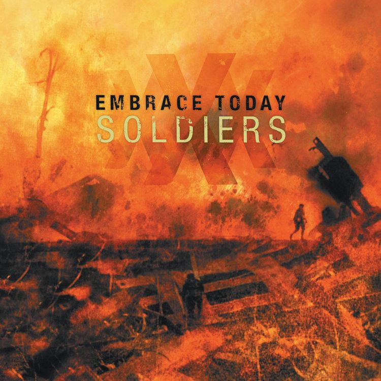 Embrace Today Soldiers Deathwish
