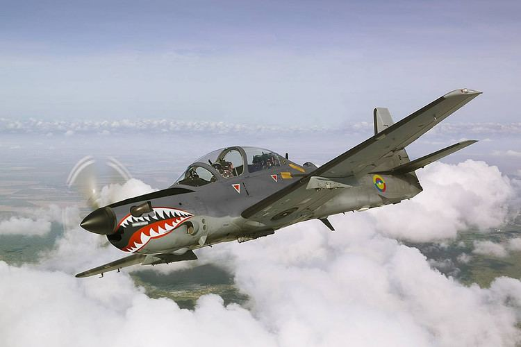 Embraer EMB 314 Super Tucano Colombia Finalizes Deal for Super Tucano COIN Aircraft