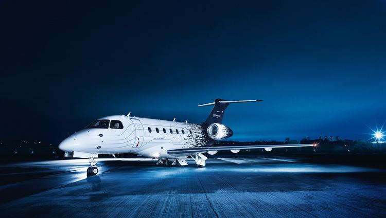 Embraer Legacy 500 Embraer Legacy 500 Executive Jet