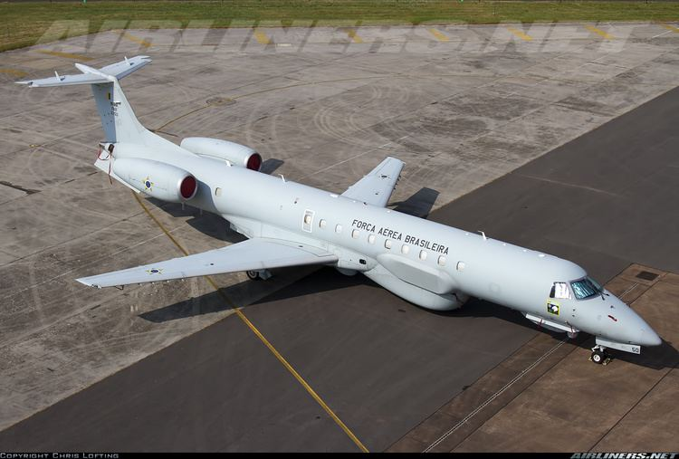 Embraer R-99 Embraer R99 EMB145RS Brazil Air Force Aviation Photo