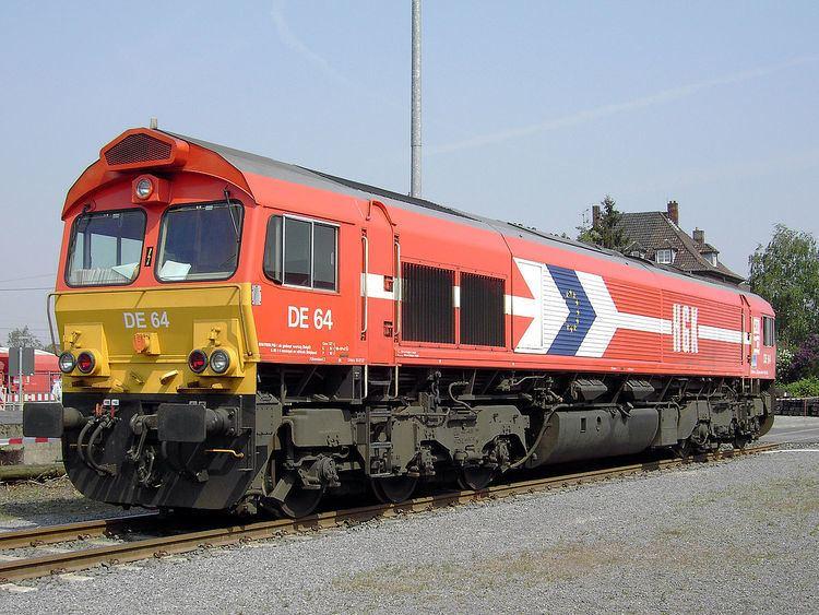 EMD Class 66