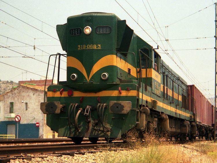 EMD G16