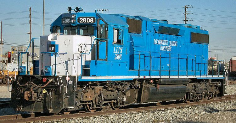 EMD SD38-2
