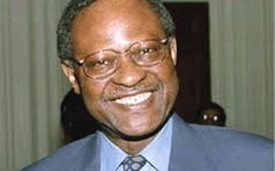 Emeka Anyaoku Basis of Nigerias foreign policy by Emeka Anyaoku Vanguard News