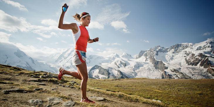 Emelie Forsberg How Emelie Forsberg Became a World Class Trail Runner in 3
