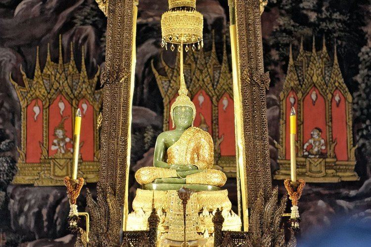 Emerald Buddha The Sacred Emerald Buddha