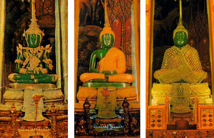 Emerald Buddha Emerald Buddha Wat Phra Kaeo Bangkok