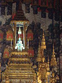 Emerald Buddha Emerald Buddha Wikipedia