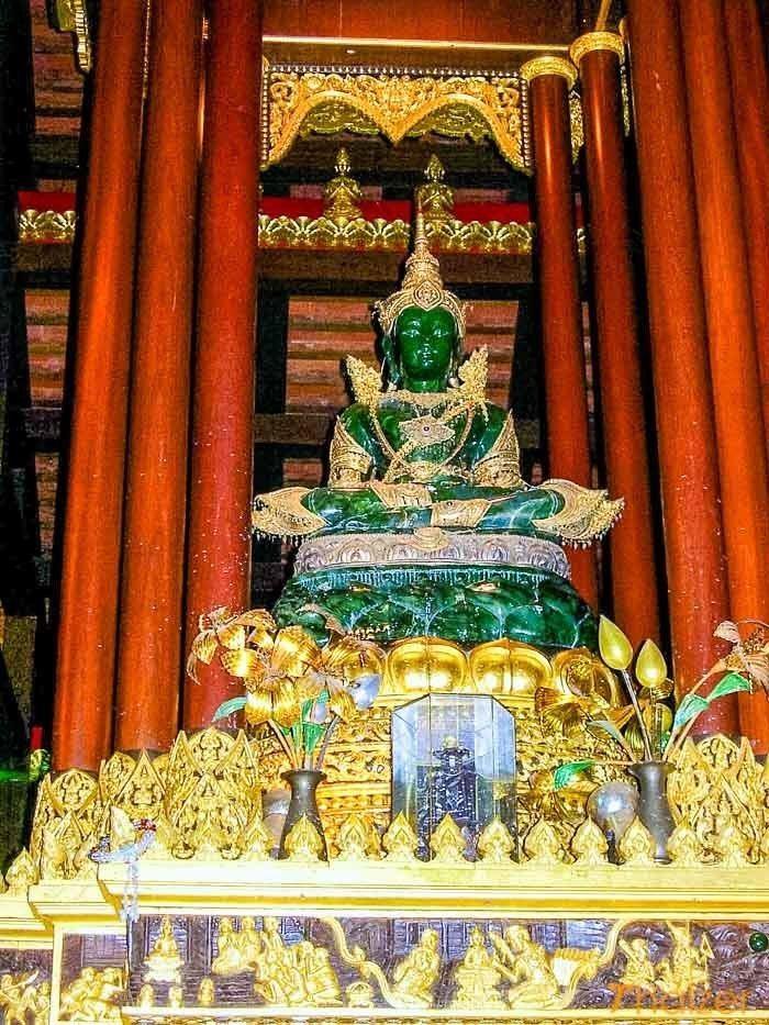 Emerald Buddha The Emerald Buddha