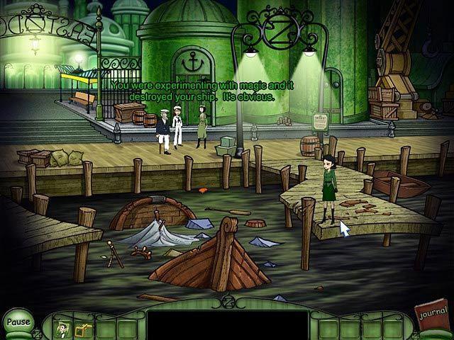 Emerald City Confidential Play Emerald City Confidential gt Online Games Big Fish