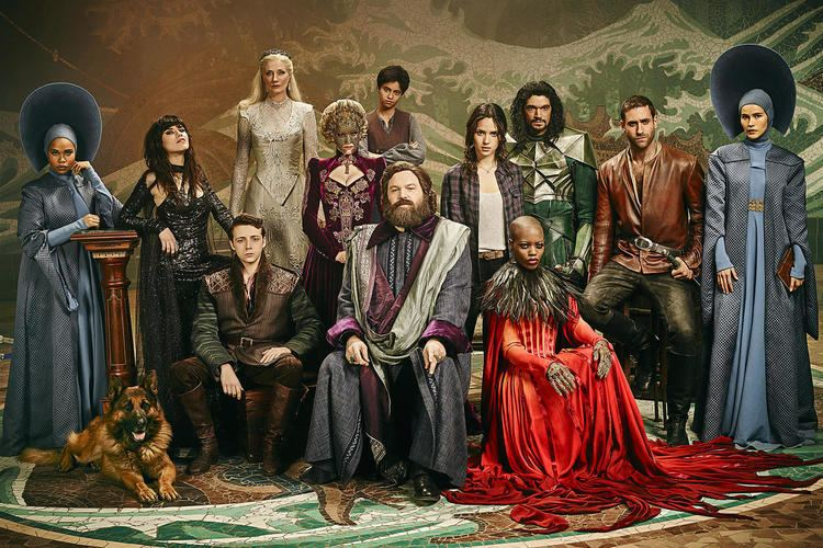 Emerald City (TV series) Emerald City Everything You Need to Know About NBC39s Take on The