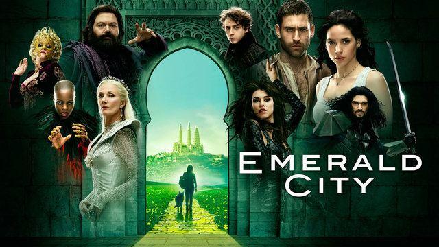 Emerald City (TV series) Emerald City NBCcom