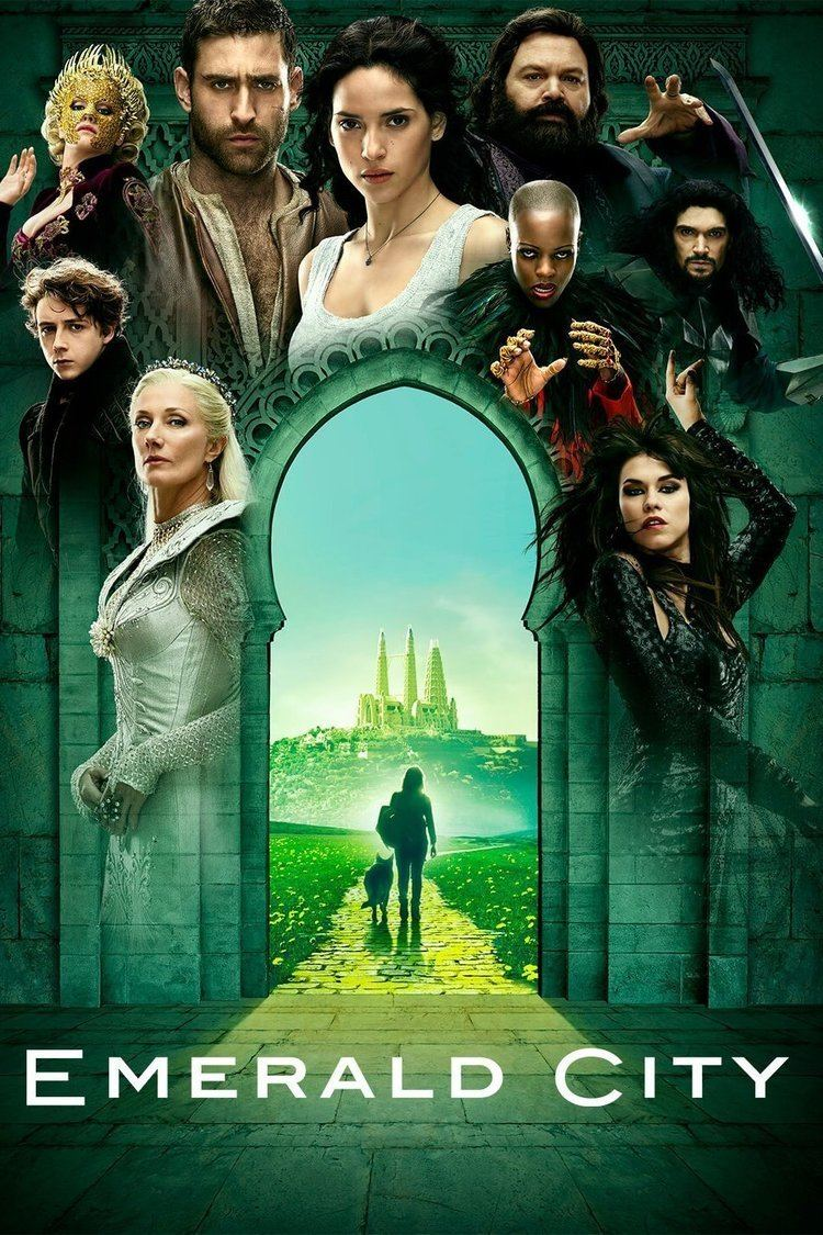 Emerald City (TV series) wwwgstaticcomtvthumbtvbanners12900205p12900