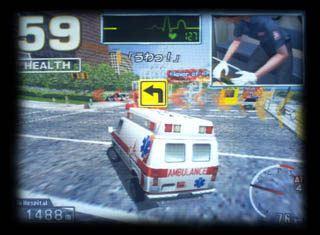 Emergency Call Ambulance Emergency Call Ambulance Videogame by Sega