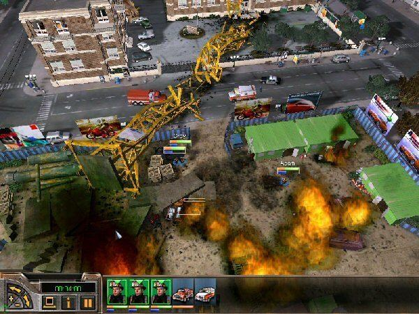 Emergency Fire Response Emergency Fire Response Screenshot 2 PC The Gamers39 Temple