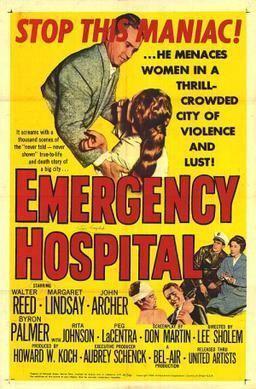 Emergency Hospital (film) Emergency Hospital film Wikipedia