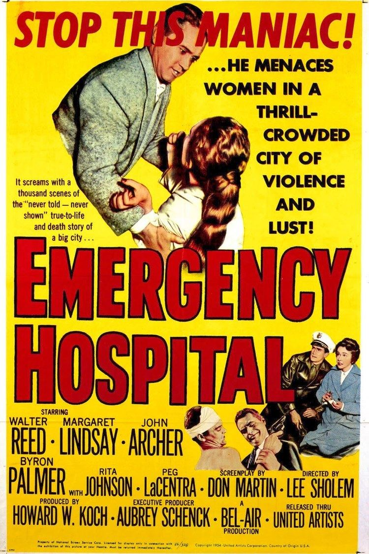 Emergency Hospital (film) wwwgstaticcomtvthumbmovieposters44909p44909