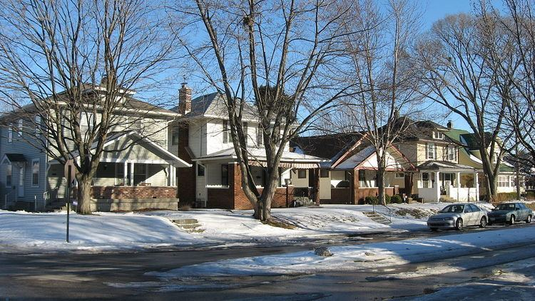 Emerson Heights Historic District