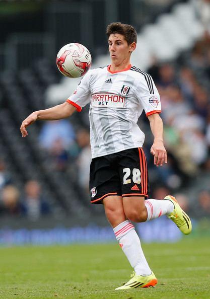 Emerson Hyndman Emerson Hyndman Pictures Fulham v Cardiff City Sky Bet