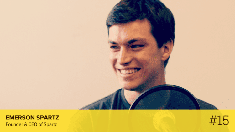 Emerson Spartz Emerson Spartz Founder amp CEO of Spartz Bytes Over Bagels