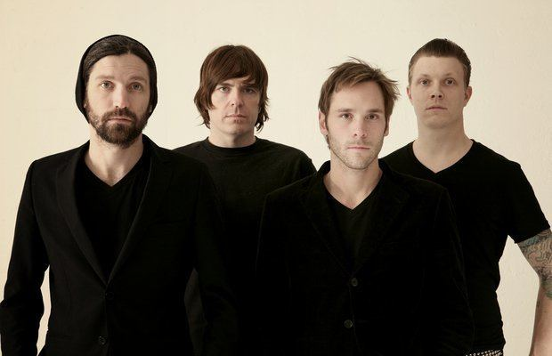 Emery (band) Emery release In Shallow Seas We Sail acoustic video News