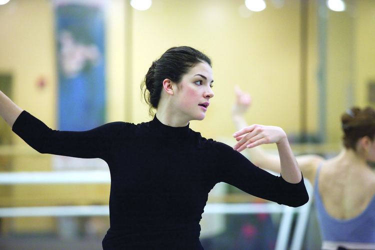 Emery LeCrone Celebrating dance South Charlotte Weekly