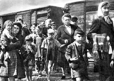 Emigration from Poland to Germany after World War II
