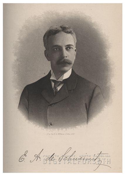 Emil Alexander de Schweinitz Emil Alexander de Schweinitz