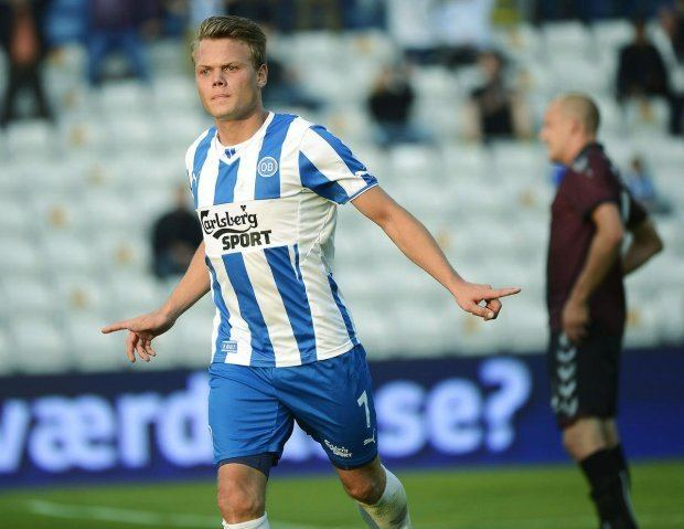 Emil Larsen Emil Larsen har afvist klubber siden Brndbykollapset