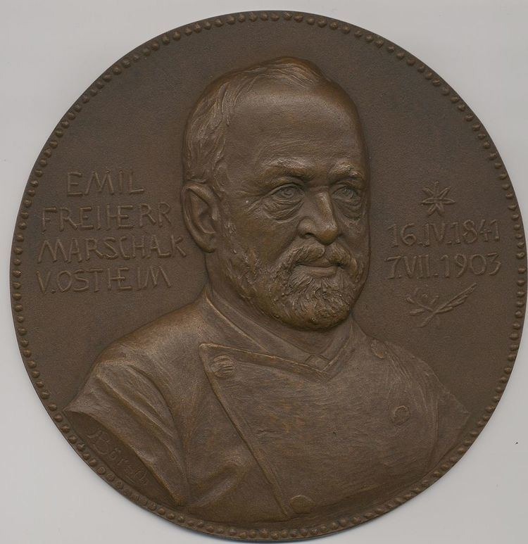 Emil Marschalk von Ostheim