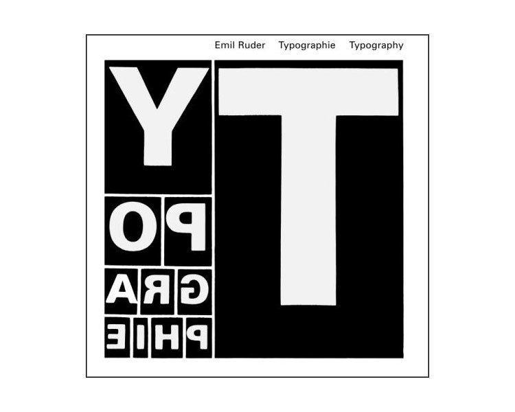 Emil Ruder Emil Ruder Design Is History