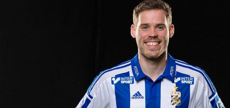 Emil Salomonsson IFK Emil Salomonsson