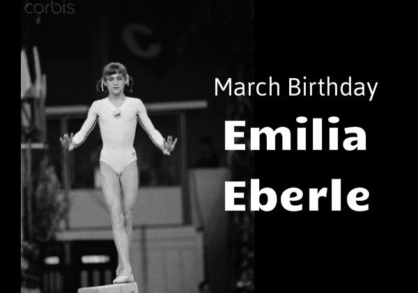 Emilia Eberle March Birthday Emilia Eberle The Couch Gymnast