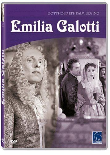 Emilia Galotti (film) Emilia Galotti Amazonde Karin Hbner Gerhard Bienert Maly