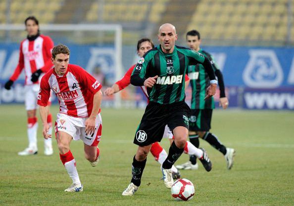 Emiliano Salvetti Emiliano Salvetti Photos US Sassuolo Calcio v Vicenza