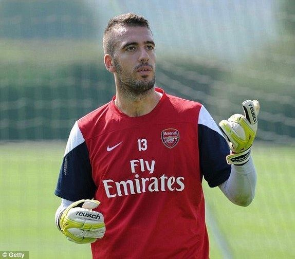 Emiliano Viviano FOOTBALL 95 Rolling news service for September 11th Daily Mail
