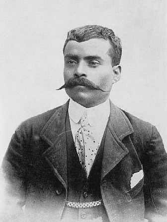 Emiliano Zapata Mexican Profiles and Personalities Modern Latin America