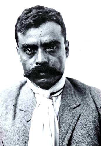 Emiliano Zapata The Mexican Revolution History Today