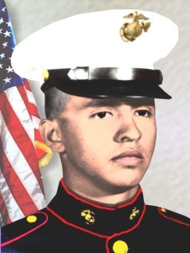 Emilio A. De La Garza Marine Medals Lance Corporal Emilio A De La Garza Jr