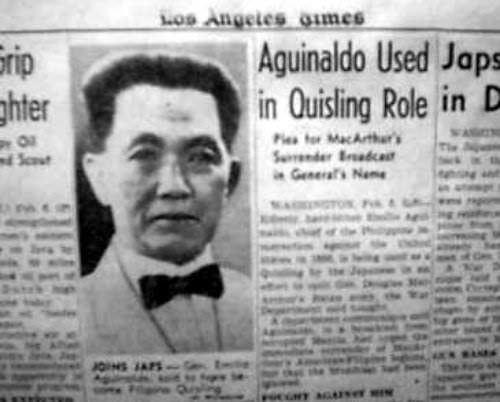 Emilio Aguinaldo 7 Reasons Why Filipinos Hate Emilio Aguinaldo