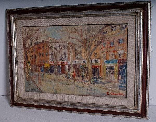 Emilio Comba Emilio Comba Works on Sale at Auction Biography
