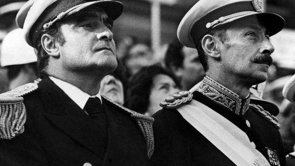 Emilio Eduardo Massera Argentine junta member and 39dirty war39 leader Emilio
