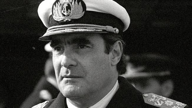 Emilio Eduardo Massera El Frente para la Victoria entre Adriana y Massera