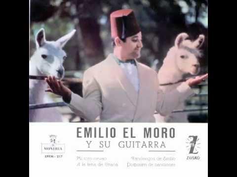 Emilio el Moro Fandangos de Emilio Emilio El Moro YouTube