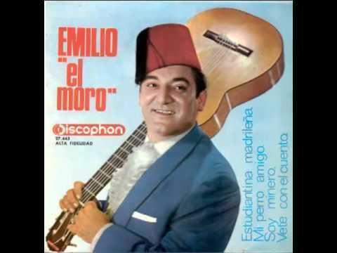 Emilio el Moro Estudiantina madrilea Emilio El Moro YouTube