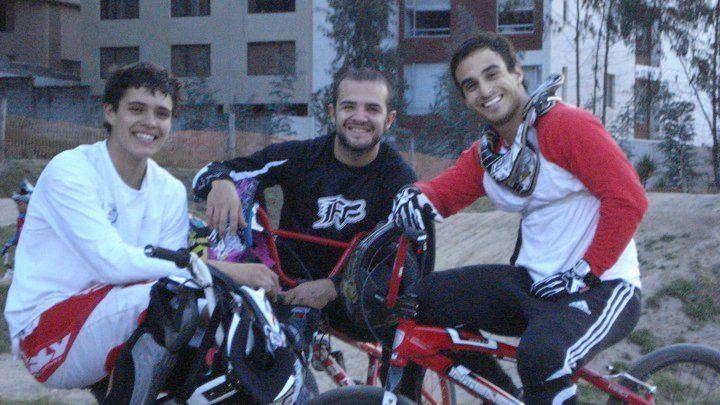 Emilio Falla The Good stuff with Emilio Falla Race News FAT BMX